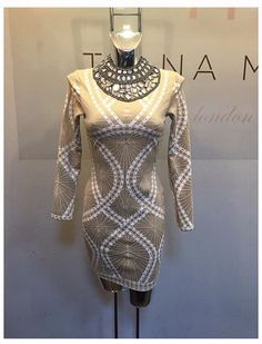 In store now - our stunning bodycon dress.. X