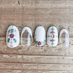 nail tips and tricks Eyeliner in 2020 Get Nails, Hair And Nails, Hippie Nails, Nail Art Techniques, Manicure E Pedicure, Pedicures, Japanese Nails, Shellac Nails, Flower Nails