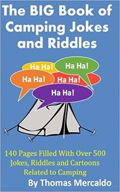 Jokes, Riddles and cartoons, there are over 500! Gift it and keep the laughter going! This present idea is one to beat!