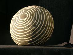 Ball 1 Black & white Clay