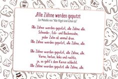 Zahnputzlieder - Familie.de