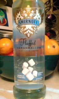 Smirnoff Marshmallow Vodka. Get fluffed!