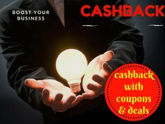 Nowadays people are easily attracted by free coupons and deals. So this is the key point for a cashback websites....!!!!