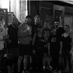 «Extra run du vendredi #boostbastille #running #werunparis»