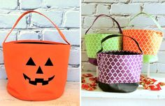 Halloween Totes for Trick or Treat $8.99! Ends 9/27 - TrueCouponing