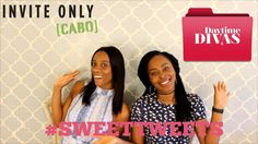 SweeTTweets #InviteOnlyCabo #MAFS #LoveConnection #DaytimeDivas  & more