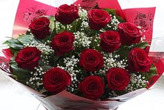 You can easily get various types of flowers online. Choosing the right flower for each occasion is important. Rose is the most popular and effective flower that can make the lady happy on this wonderful occasion.