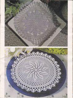 Kira scheme crochet: Scheme crochet no. 1012