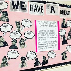 is right around the corner and I am already debating about whether I want to try a new bulletin board or replicate the one I had last year. This board by is definitely an option because I ? using student photos and authentic work! Diversity Bulletin Board, History Bulletin Boards, Classroom Bulletin Boards, Preschool Bulletin, Classroom Decor, Holiday Activities, Classroom Activities, Black History Month Activities, Student Photo