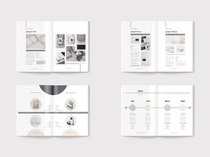 Pitch Pack - Inara --- For those looking for a professional presentation, the 'Inara' Pitch Pack for Adobe InDesign offers a modern and elegant design that Design Blog, Free Design, Layout Design, Design Web, Logo Design, Branding, Brand Identity, X Project, Resume Design