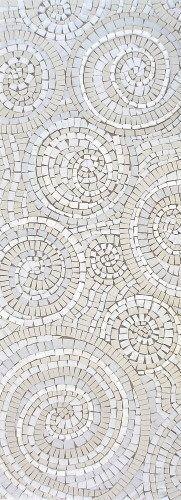 mosaic in shades of white: sue kershaw Mosaic Crafts, Mosaic Projects, Mosaic Designs, Mosaic Patterns, Mosaic Glass, Mosaic Tiles, Stained Glass, Tiling, Mosaic Backsplash