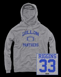 Tim Riggins Dillon Panthers Hoodie!! So comfy to sleep in Xoxo F
