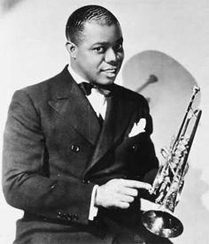 "Jazz artist, coronet player, band leader and composer, Joseph ""King"" Oliver  was born in New Orleans, Louisiana on May 14, 1885. Also a notable composer, he wrote many tunes still played regularly, including ""Dipper Mouth Blues"", ""Sweet Like This"", ""Canal Street Blues"", and ""Doctor Jazz"". He was the mentor and teacher of Louis Armstrong. His influence was such that Armstrong claimed, ""if it had not been for Joe Oliver, jazz would not be what it is today"""