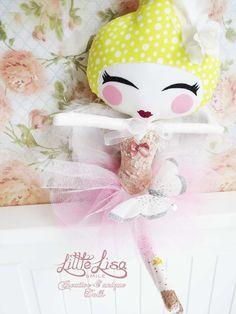 Little Lisa Smile butterfly