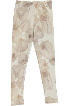a8ef36249ac leggings med blomsterprint fra Popupshop børnetøj babytøj i str. 0-3 mdr  Supreme