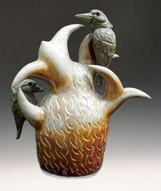 Peter Rose Ceramic Sculpture