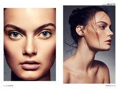 Institute Magazine  May 5, 2014 Beauty Gem Stun