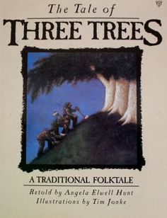 A remarkable story for Lent that is as old as the trees.