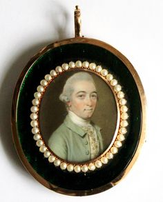 OnlineGalleries.com - A Gentleman, believed to be Charles Stuart, 7th Earl of Traquair (1744-1827)