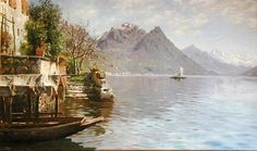Maher Art Gallery: Peter Mork Monsted