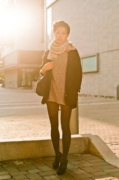 Fall Sunset (by Lian and Qin Leng) http://lookbook.nu/look/4145612-Fall-Sunset