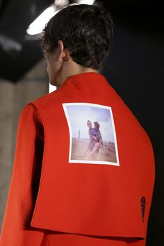 Raf Simons  menswear spring summer 2015 Couture Vintage 170bc7c9d2c