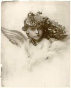 antique angel