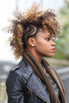On the Rise. To learn how to grow your hair longer click here - http://blackhair.cc/1jSY2ux