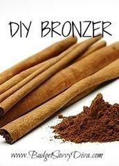 Do It Yourself Bronzer