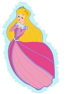 cute Princess Aurora
