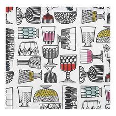 crate & barrel always have fun linens...Created by Maija Louekari in 2008,