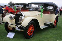 1917 Pierce-Arrow Model 48 4-Passenger Touring