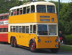 Sunbeam trolleybus