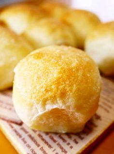 ちぎりパンになった塩パン。塩ちぎりパン!