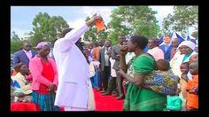 TOTALLY BLIND EYES OPENED Ft. Monicah Chebet from Uganda - Prophet Dr. O...