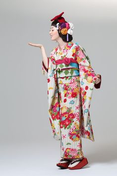 """""""The beauties of nature"""" Furifu ふりふ 2013-14 Autumn & Winter Collection Tama Hime 玉姫"""