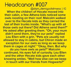 percy jackson headcanon funny - Google Search