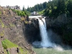 Join Puget Sound Tribes in Praying for Snoqualmie Falls