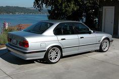 BMW E34 M-Sport