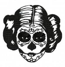 Image result for star wars sugar skull