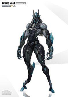 Robot Concept Art, Weapon Concept Art, Armor Concept, Robot Art, 3d Model Character, Character Concept, Character Art, Character Design, Anime Warrior