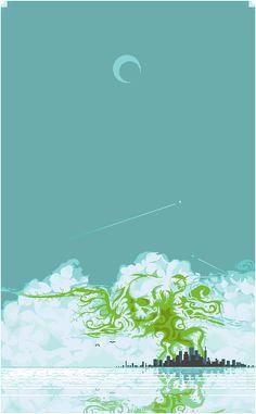 Polluted Sky by tuaarita.deviantart.com on @deviantART