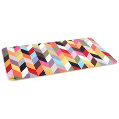 Ziggy Floor Mat - not sure where this would go, but it's lovely.