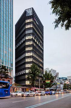 mecanoo . Namdeamun Office Building . Seoul (2)