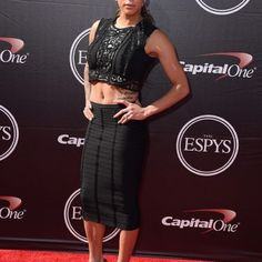 Photos: 2015 ESPYS Red Carpet & Best Dressed | Ciara, Halle Berry, Mel B, Kylie Jenner & More #ESPYS
