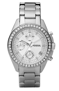 Fossil Crystal Topring Watch available at #Nordstrom