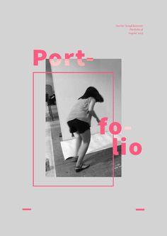 Portfolio 2015  Nattha Sangkhawanit Portfolio for Commde 3rd year