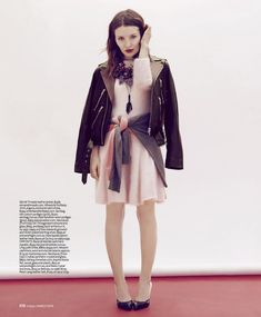 Oh No They Didn't! - Emily Browning in Instyle