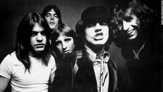 AC/DC has been one of the hardest-rocking -- and longest-lasting -- bands on the scene. The group formed in 1973 in Sydney, Australia. Here's a look back at the rockers through the years: