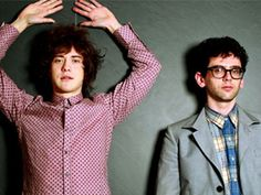 "Canal Electro Rock News: MGMT revela lyric video para single inédito ""Hand It Over"""